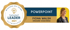 Fiona Walsh Thought Leader PowerPoint