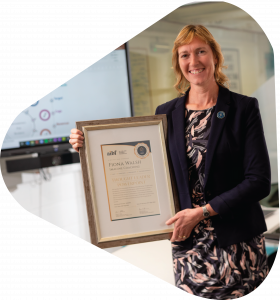 Fiona Walsh Business All Star Accreditation